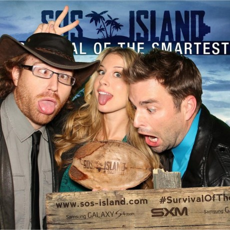 SOS Island Wrap Party